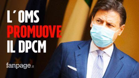 """L'Oms promuove il nuovo Dpcm: """"Queste misure servono a ridurre le opportunità di contagio"""""""