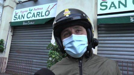 """I ristoratori a Napoli: la gente ha paura di noi, siamo """"untori"""""""