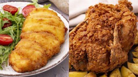 Pollo fritto, al forno o al vapore? Tu quale preferisci?