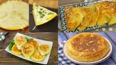 4 Ricette con le patate facili e veloci per una cena rapida e saporita!