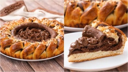 Chocolate pie: a delicious cake ready in no-time!