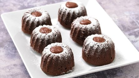 Chocolate cakes: a delicious dessert to surprise your guests!