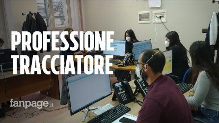 Professione tracciatore: i giovani medici che lavorano al call center Covid