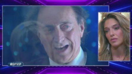 Grande Fratello VIP - Il confronto tra Maria Teresa Ruta e Amedeo Goria