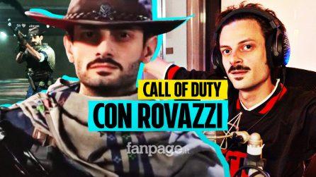 Abbiamo giocato a Call of Duty con Rovazzi
