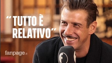 """Francesco Gabbani: """"La mia musica non allineata alla banalità di oggi"""""""