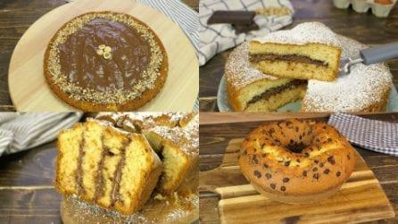 Rendi le tue merende più dolci con queste torte!
