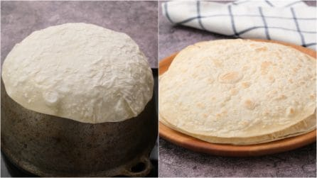 How to make a delicious flat bread with just 3 ingredients!