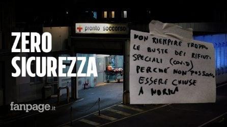 """Salerno, la paura degli infermieri a rischio Covid: """"La Campania non è gialla, è rosso fuoco"""""""