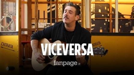 """Francesco Gabbani - """"Viceversa"""" (versione acustica a Fanpage.it)"""