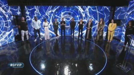 Grande Fratello VIP - La catena di salvataggi: chi è andato al televoto
