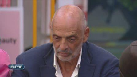 Grande Fratello VIP - La presunta bestemmia di Paolo Brosio