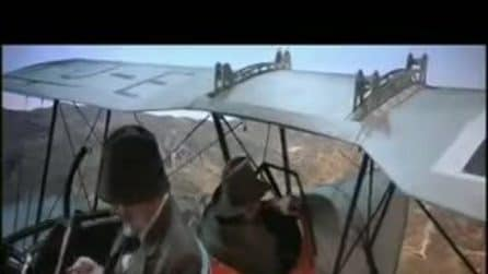Indiana Jones e l'Ultima Crociata: la scena dell'aeroplano
