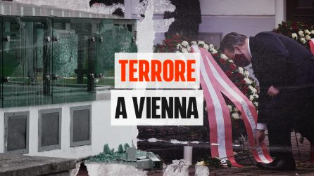 Attentato a Vienna, notte di terrore prima del lockdown. Attacco al cuore dell'Europa