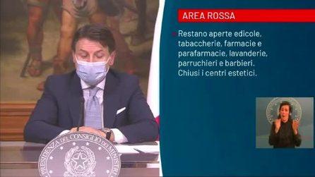 Conte spiega il nuovo Dpcm di novembre: la conferenza stampa del Presidente del Consiglio