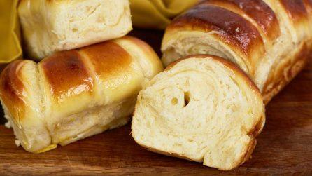 Pane brioche con latte condensato: la ricetta per un dolce che si scioglie in bocca!