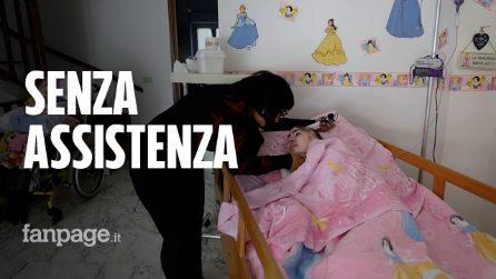"""Roma, disabili gravi senza assistenza domiciliare: """"Chiediamo incontro urgente alla Regione"""""""