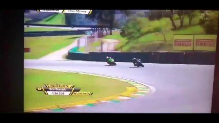 Il video dell'incidente mortale di Matheus Barbosa