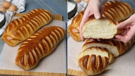 Pane dolce per la colazione: perfetto da accompagnare con qualunque tipo di crema!