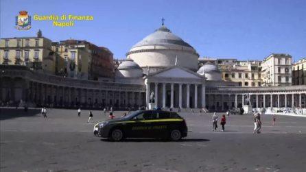 A Napoli weekend di controlli rafforzati, tra movida e lungomare