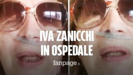 """Coronavirus, Iva Zanicchi ricoverata in ospedale: """"Ho una polmonite, so che ce la farò"""""""