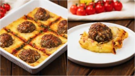 Torta di patate e carne: il secondo piatto pieno di sapore e facile da realizzare!