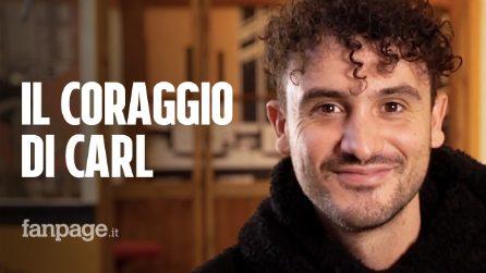 """Carl Brave racconta """"Coraggio"""", da Elodie a Carlo Verdone: """"Il Covid mi ha dato tempo per scrivere"""""""