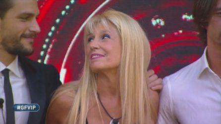 Grande Fratello VIP - Maria Teresa Ruta e Andrea Zelletta sono salvi
