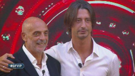 Grande Fratello VIP - Paolo Brosio è eliminato
