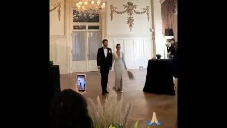 Il video del matrimonio di Ali Yağcı, Osman della serie turca Daydreamer