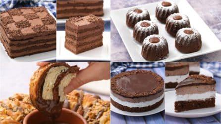 Se ami il cioccolato, impazzirai per queste ricette!