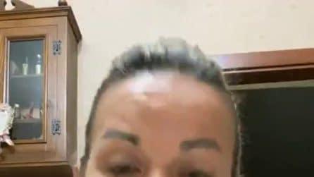"""Angela da Mondello: """"Non sono in carcere, siete solo invidiosi"""""""