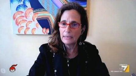 Ilaria Capua: vi giuro che sono in lockdown. Non esco mai di casa