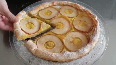 Torta veloce di mele: la ricetta del dessert che conquista tutti