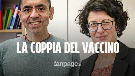 Chi sono Uğur Şahin e Özlem Türeci, la coppia che ha scoperto il vaccino anti-Covid efficace al 90%