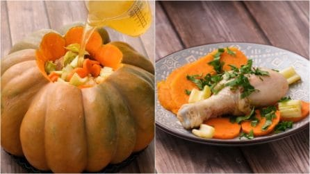 Pumpkin chicken: an incredible method to try!