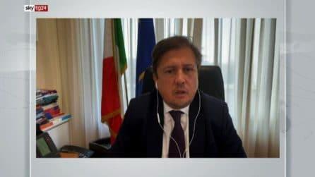 Vice-ministro Sileri: molto improbabile un lockdown nazionale