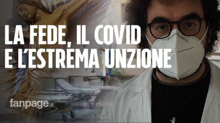 A Torino i malati covid vengono curati anche nella cappella dell'Ospedale