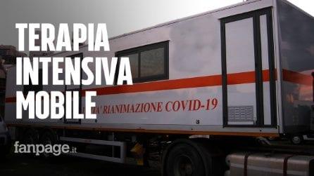 """Nella fabbrica delle ambulanze di biocontenimento Covid: """"Boom di richieste mezzi trasporto vaccini"""""""