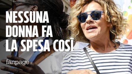 """Eva Grimaldi commenta il tutorial di Detto Fatto: """"Fa tornare indietro le donne di tanti anni"""""""