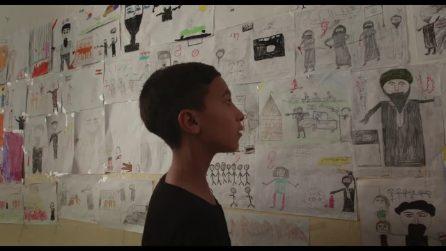 Notturno di Gianfranco Rosi, il trailer ufficiale
