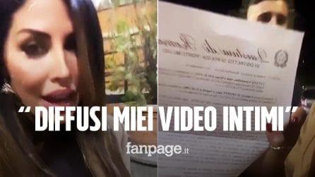 """Guendalina Tavassi, diffusi i suoi video privati: """"Mi sento violata. Queste persone devono pagare"""""""