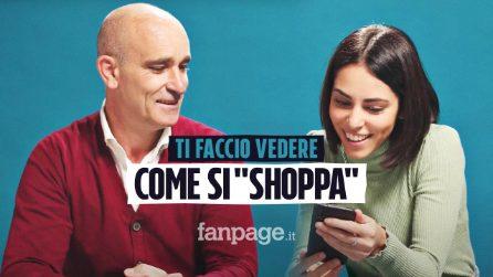 """Ti faccio vedere come si """"shoppa"""": le reazioni dei genitori"""