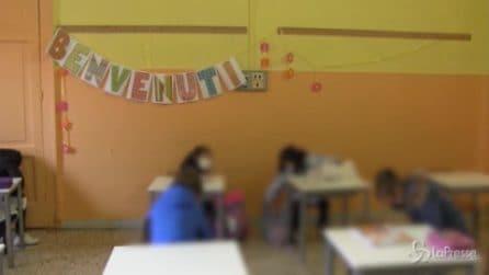 A Napoli riaprono asili nidi e materne, in classe anche prime elementari