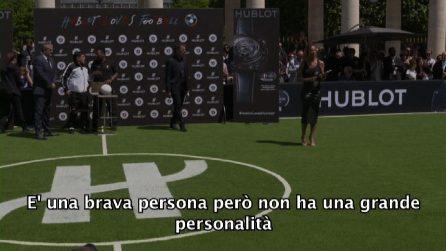"""Quando Maradona disse a Pelé: """"Messi? Non ha personalità"""""""