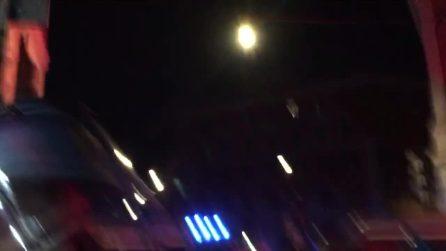 Sgombero cinema Palazzo, scontri a San Lorenzo