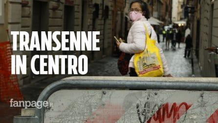 """Centro di Roma sorvegliato ma niente contingentamento. I commercianti: """"Nessuno nei nostri negozi"""""""