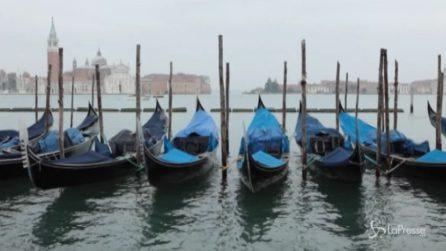 Venezia è deserta dopo l'ordinanza di Zaia