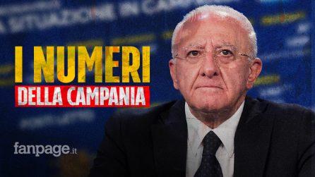 Covid, il miracolo Campania non esiste: la verità sui numeri di terapia intensiva e medici