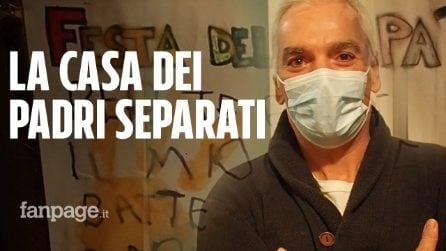 """Torino, nella casa per i padri separati: """"Con il Covid è ancora più difficile vedere i nostri figli"""""""